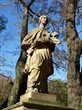Image for St. John of Nepomuk / Sv. Jan Nepomucký, Skalka, Mníšek pod Brdy, okres Praha-západ, CZ