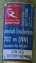 Image for UTM 32 U 0372229 / 5603495 - Apollinaris-Schleife - Remagen, RP, Germany