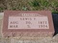 Image for 101 - Lewis T. Mohnike - El Reno Cemetery - El Reno, OK