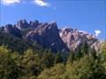 Image for Castle Crags State Park Scenic Overlook