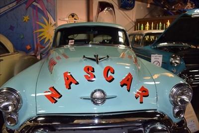 Transportation Museum - Lansing, Michigan.