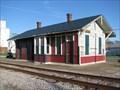 Image for Louisville and Nashville Depot - Nashville, Illinois