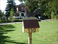 Image for Rooster Mailbox - Acton, Ontario, Canada
