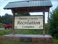 Image for Austin Barr - Recreation Complex Sign - Blue Ridge, GA