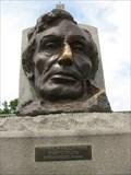 Image for Abraham Lincoln's Tomb: Lincoln Head - Oak Ridge Cemetery, Springfield, IL