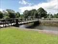 Image for Vale Royal Lock Swing Bridge - Moulton, UK