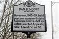 Image for Dan K. Moore 1906-1986 -Q 59