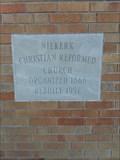 Image for 1957 - Niekerk Christian Reformed Church - Holland, Michigan