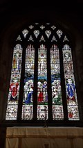 Image for Stained Glass Windows - St James - Snitterfield, Warwickshire