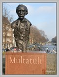 Image for Multatuli (Eduard Douwes Dekker) - 7172 Multatuli (a main-belt asteroid), Amsterdam, Netherlands