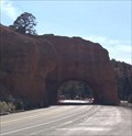 Image for Red Canyon Arch (EAST) - Scenic Byway 12 - Panguitch, UT