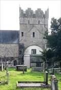 Image for Ewenny Priory - Bell Tower - Ewenny, Bridgend, Wales,