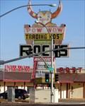 Image for Historic Route 66 - Pow Wow Trading Post - Holbrook, Arizona, USA.
