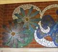 Image for Seaside Mosaic - Poole Park, Poole, Dorset, UK
