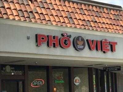 Pho Viet San Ramon Ca Noodle Shops On Waymarking Com