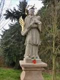 Image for St. John of Nepomuk // sv. Jan Nepomucký - Tymákov, Czech Republic