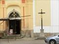 Image for Churchyard Cross - Nova Rise, Czech Republic