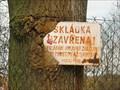 Image for No dumping! Petihosty, Czech Republic