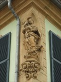 Image for Virgin Mary with infant Jesus - Domherrenkurie , Speyer - RLP / Germany