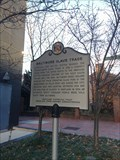 Image for Baltimore Slave Trade - Baltimore, MD