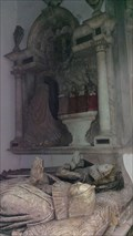 Image for The Meverell Family Tomb, Ilam Church of The Holy Cross, Ilam, Staffordshire. DE6 2FX
