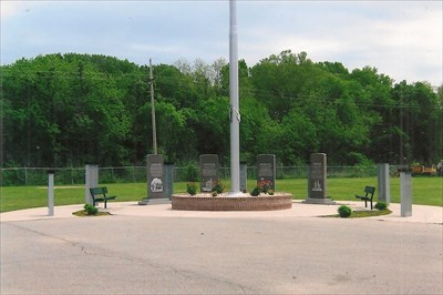 monument area