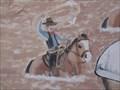Image for Oklahoma Territory mural  - Lexington, OK