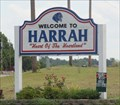 Image for Welcome to Harrah, Oklahoma