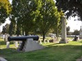 Image for Pioneer Cemetery GAR Monument Cannon