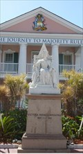 Image for Queen Victoria - Nassau, Bahamas