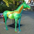 Image for Horse Mania 'Emerald Isle' - High Street, Newmarket, Suffolk, UK.