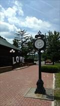 Image for Coeburn Centennial Town Clock ~ Coeburn, Virginia.