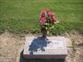 Image for 101 - Minnie B. (Ross) Raines - Kolb Cemetery - Spencer, OK
