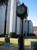 Image for Rotary Centennial Clock, Tuscaloosa AL