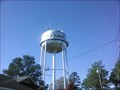 Image for City of Hamlet, Water Tower, Hamlet, NC