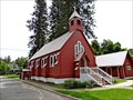 Image for Fort Sherman Chapel - Fort Sherman Historic District - Coeur D'Alene, ID