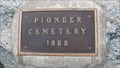 Image for Pioneer Cemetery - Osoyoos, British Columbia