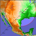 Image for ISS Sighting - Edmond, OK to Stoney Creek, ON - Site 1