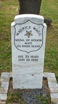 Image for Maurice Wagg - East London Cemetery, London, UK