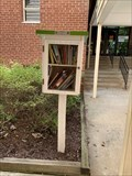 Image for St. Mark's UMC Little Free Library - Raleigh, North Carolina