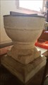 Image for Baptism Font - St Michael - Quarley, Hampshire
