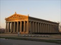 "Image for "" Nashville Parthenon "" by Casiotone for the Painfully Alone - Nashville, Tennessee"
