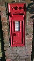 Image for Wickham Bishop's Victorian Post Box, Church Road, Wickham Bishops, Essex.