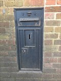 Image for Victorian Wall Post Box - Bentworth near Alton - Hampshire - UK