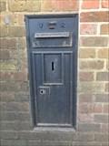 Image for Victorian Wall Post Box - Bentworth near Alton - Hampshire - UK