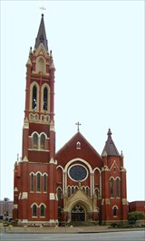 Cathedral Shrine of Our Lady of Guadalupe - Dallas, TX