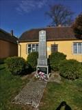Image for Combined World War Memorial - Horní Bukovsko, Czech Republic