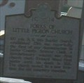 Image for Forks of Little Pigeon Church - 1C 14 Original - Sevierville, TN