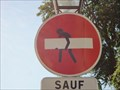 Image for No Entry...but  -  Paris, France