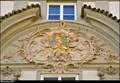 Image for St. Nicolas relief on Bretfeld Palace / Relief Sv. Mikuláše na Bretfeldovském paláci - Nerudova ulice (Prague)